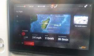 Turkish Airlines first flight Madagascar 2