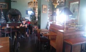 Cafe de la Gare Madagascar Antananarivo