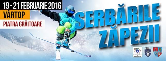 Serbările Zăpezii 2016 Vârtop 6