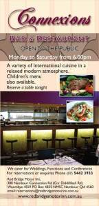 Restaurant DL flyer printing