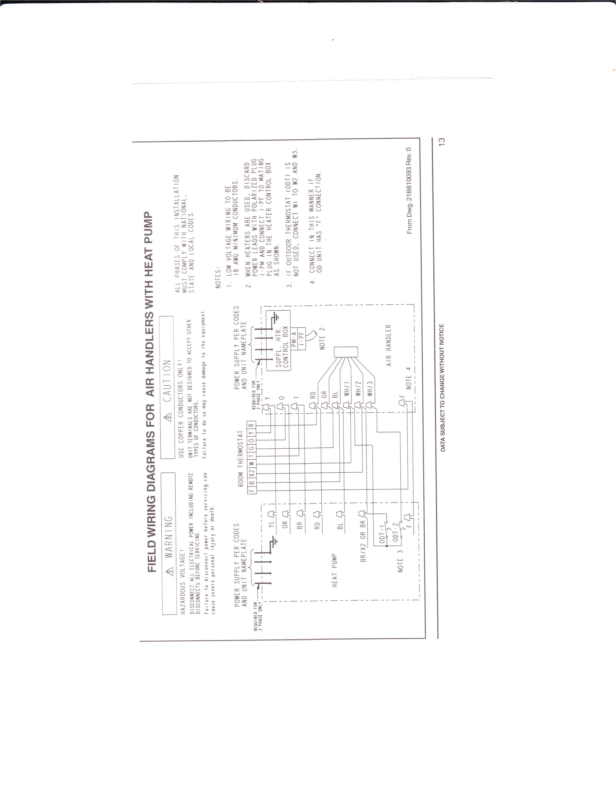Carrier Infinity Control Thermostat Installation Manual