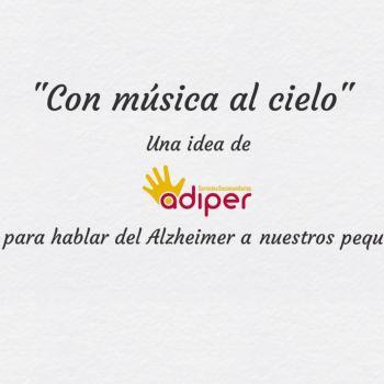 Hablar del Alzheimer con los niños