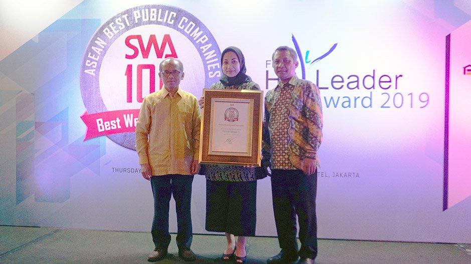 Adira Finance Masuk dalam 100 Best Wealth Creator 2019