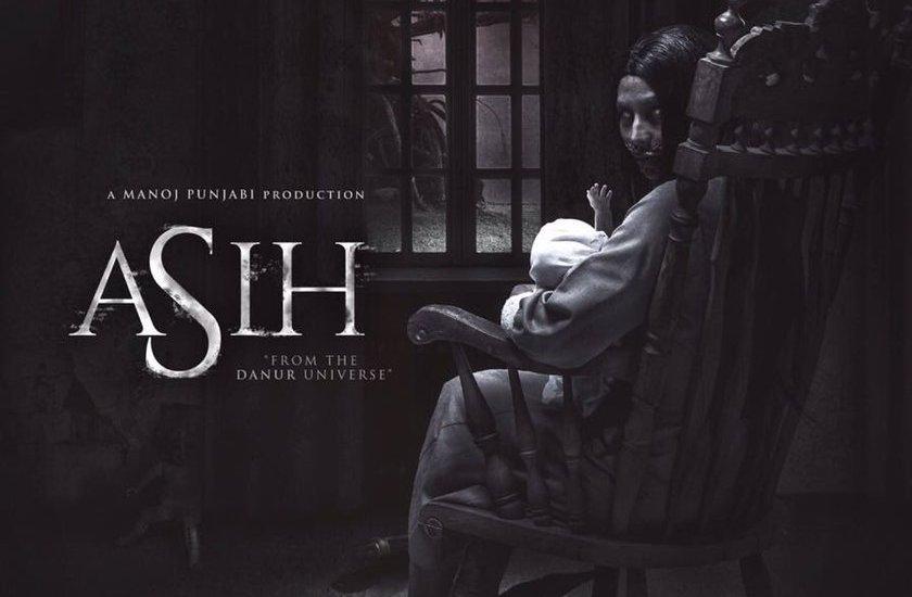 Asih (2018) Poster