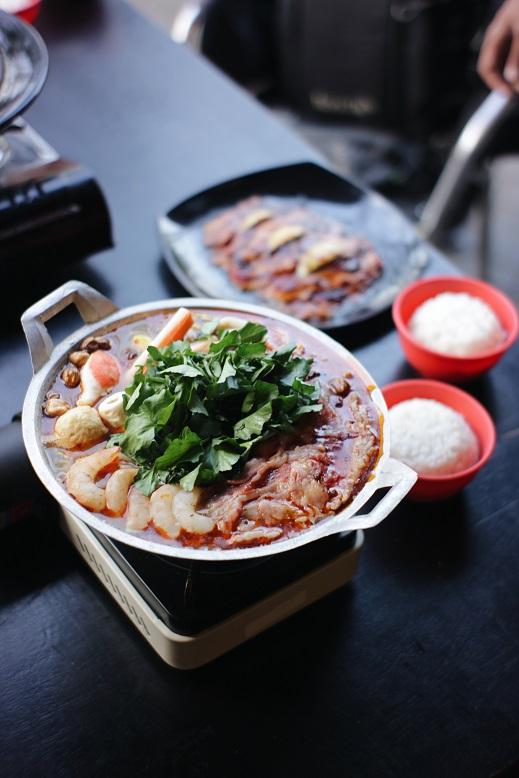Malatang & Mongolian BBQ