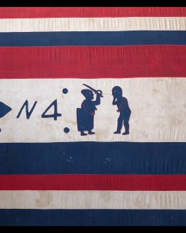 Fante Asafo Flags from Ghana