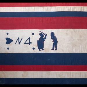Fante Asafo Flags from Ghana