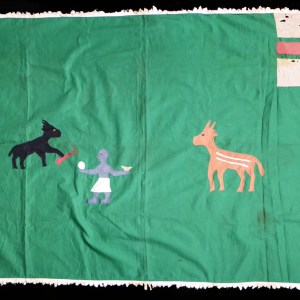 Vintage Asafo Flags