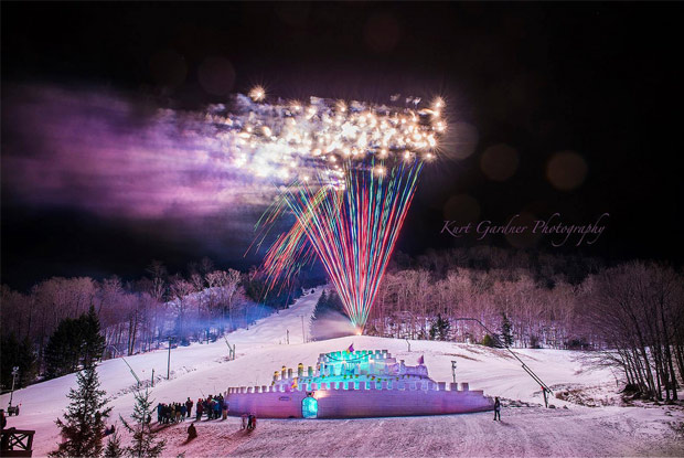 old forge winter carnival fireworks