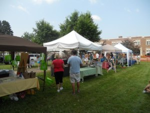 Chestertown farmers Market 2012