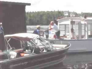 fulton chain mail-boat