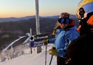 Skiing Whiteface (ORDA Photo)