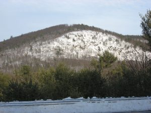 French Mountain from I-87