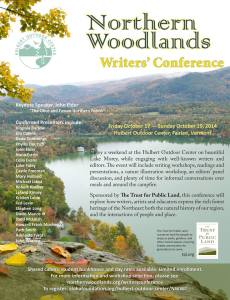 Northern Woodlands Writers Workshop