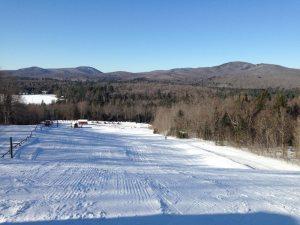 newcomb ski hill