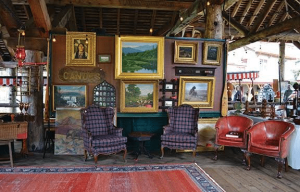 Exquisite displays abound at the Adirondack Museum's Antiques Show and Sale