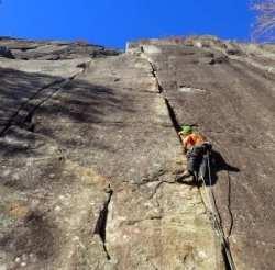 climber climbing gamesmanship