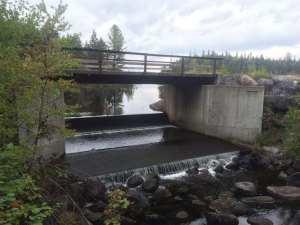 boreas ponds dam