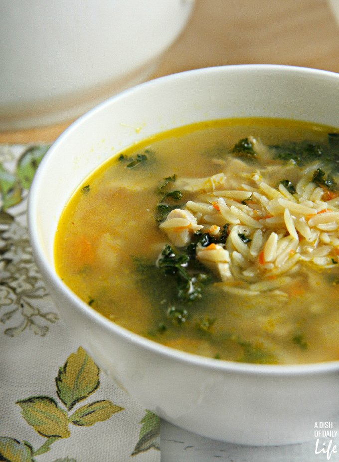 Zo S Kitchen Chicken Orzo lemon chicken orzo soup recipe - a dish of daily life