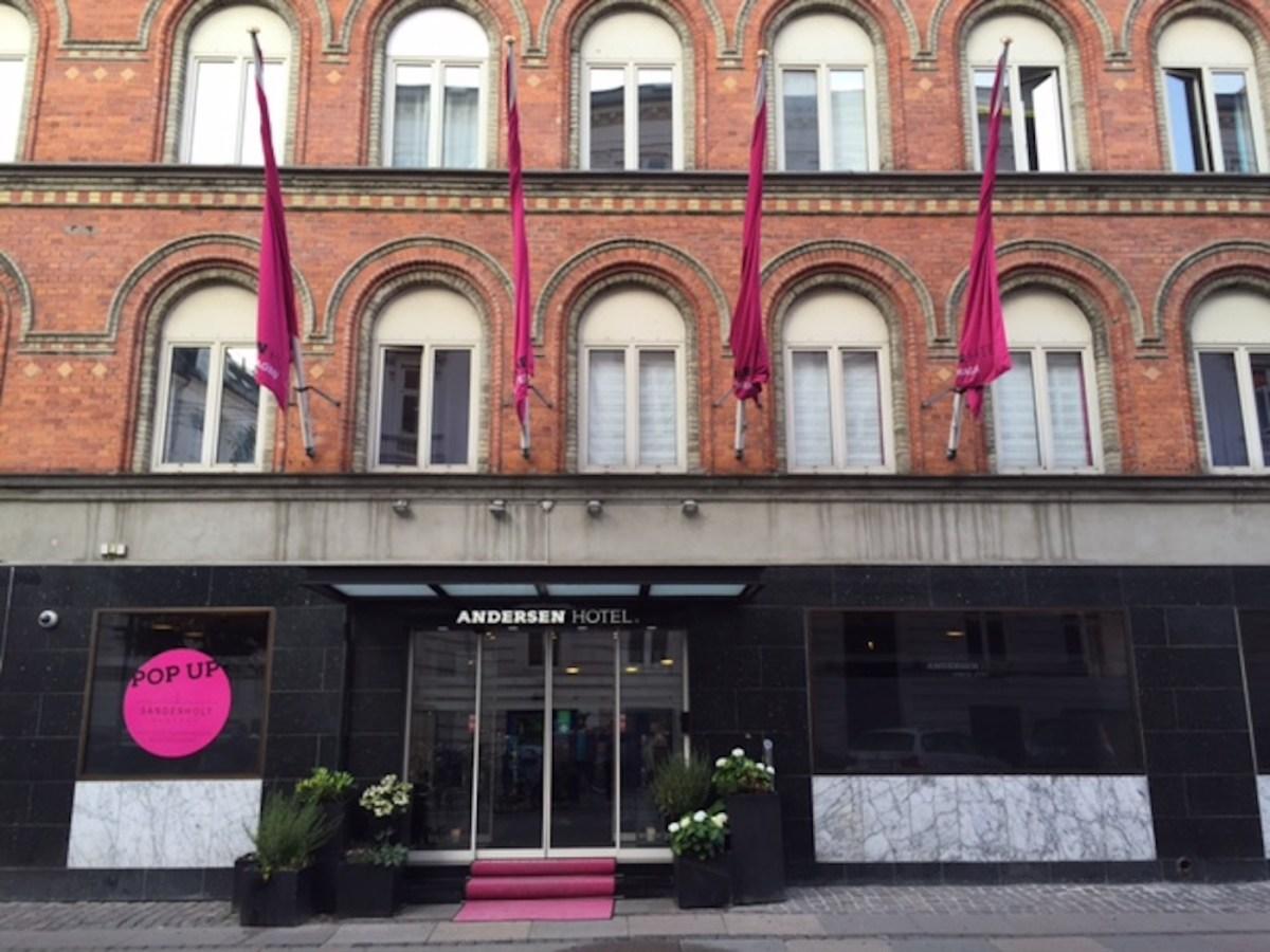 Copenhagen: Andersen Boutique Hotel