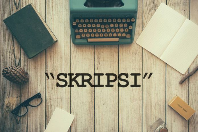 Image result for skripsi