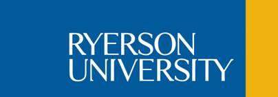 Ryerson University reception
