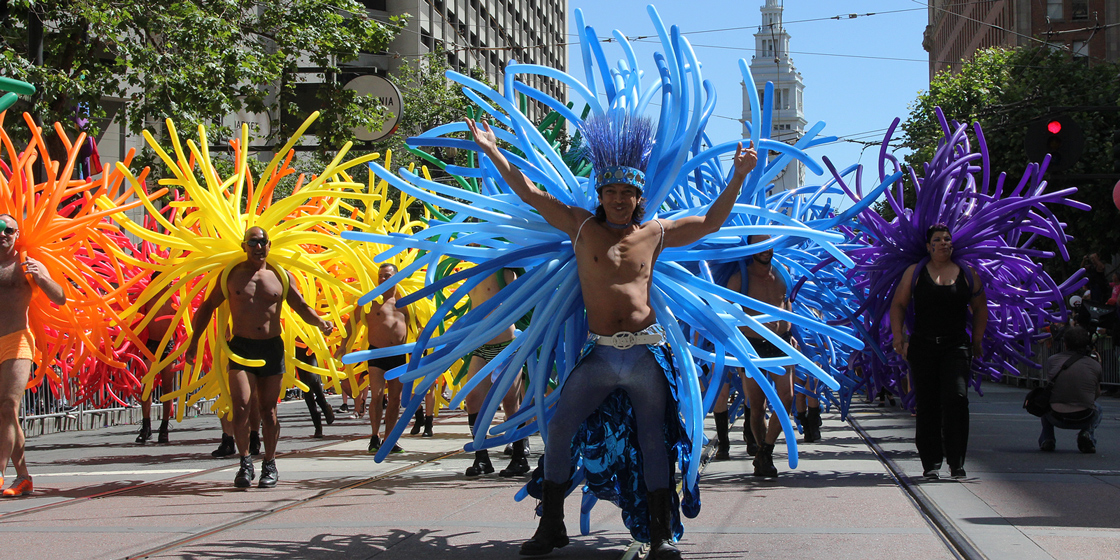 Image result for pride parade sf