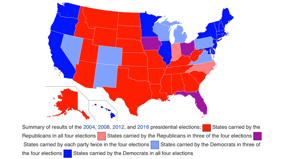 The Ideological Balkanization Of The U S
