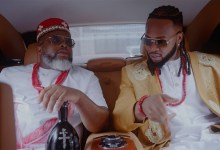 Photo of Larry Gaaga Features Flavour, Phyno & Theresa Onuorah on New Record 'Egedege'
