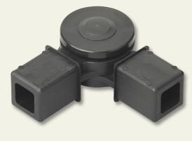 Plastic Variloc Hinges Thermoplastic Medium Duty