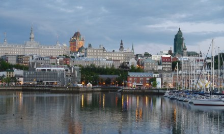 Historic Quebec City