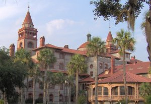 Beautiful Flagler College