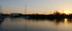 Sunrise, Vero Beach mooring field