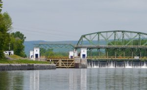 Erie Canal - an amazing feat of engineering
