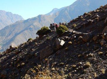 Another trekking group