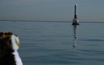 One buoy, two buoys, red buoy, green buoy!