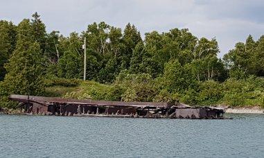 Wreck of Gargantua