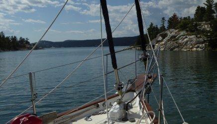 Pine island anchorage