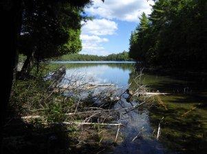 Devils Bay Lake