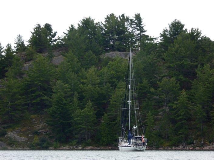 Croker anchorage