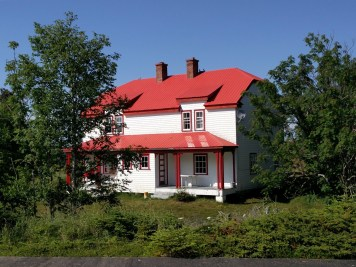Lightkeeper's house