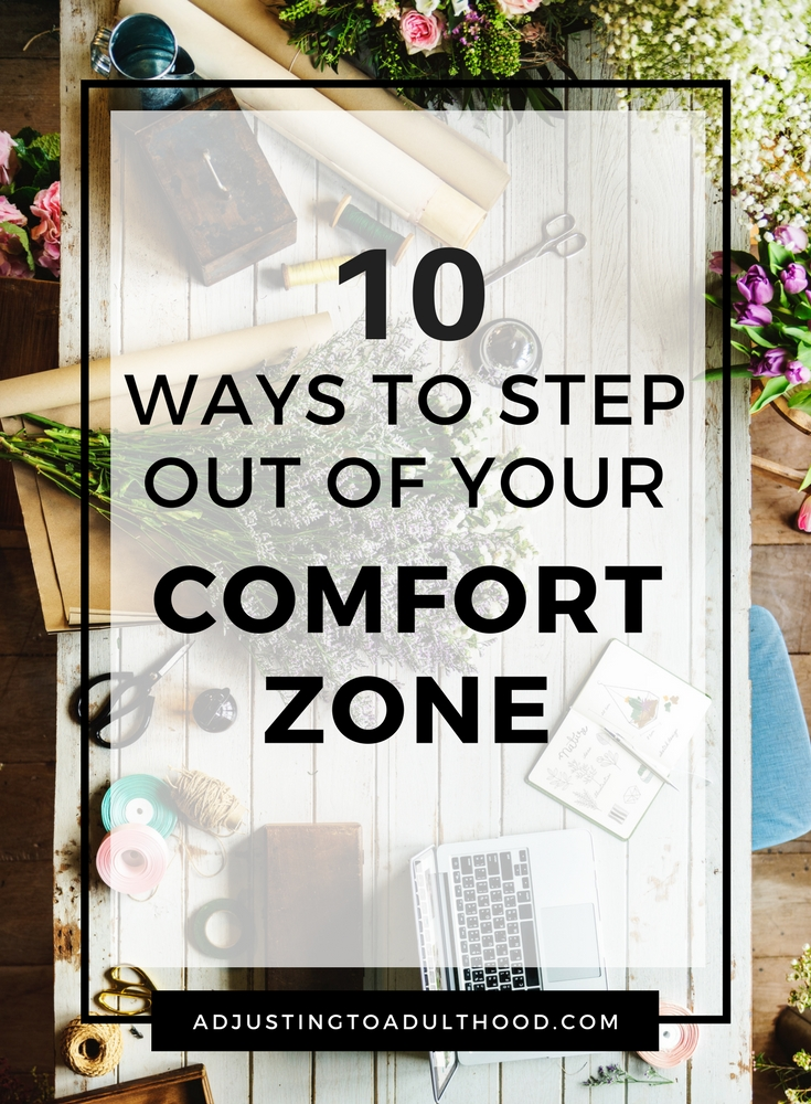 Comfort Zone | Self improvement | personal growth