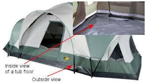 Tent Bathtub Sibley 600 Twin Ultimate Tent Large Zig Gl Ing Tent