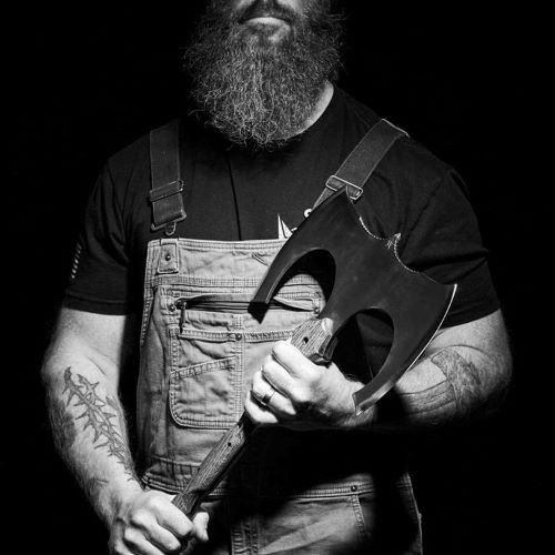 wes adkins, adkins wood and knife