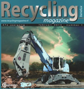 Recycling Magazine Benelux 2013.1