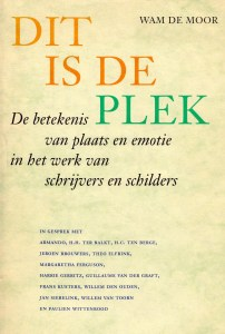 Boekomslag Wam de Moor : Dit is de plek Gaillarde Pers (1991)