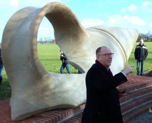 De wethouder van Deventer is beretrots op de aanwinst in zijn gemeente