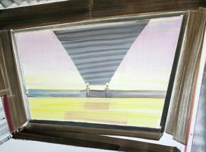 Marena Seeling, z.t. 2015, olie op linnen, 120 x 160 cm