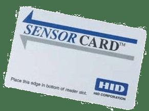 HID Card 2 transparent