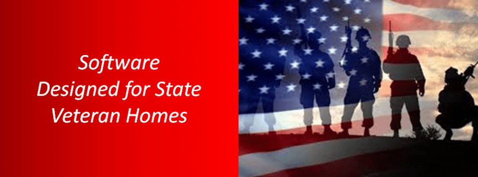 Software for State Veteran Homes
